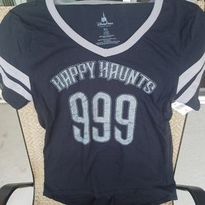Disney Parks Haunted Mansion Happy Haunts 999 Shir